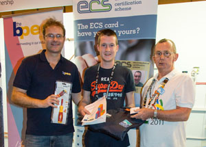 Ryan Lights Up The NEC | SkillELECTRIC | Joint Industry Board