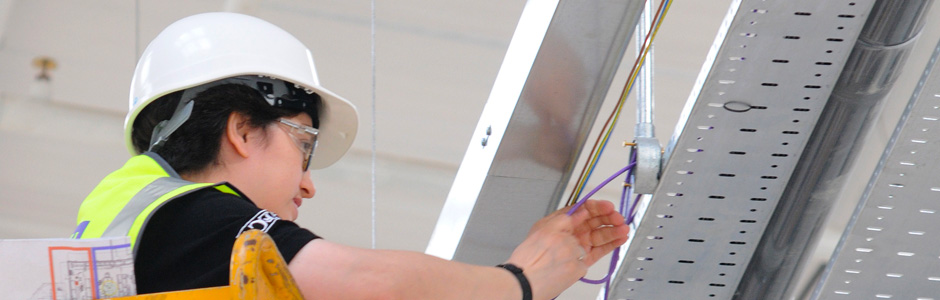 One electrician and an apprentice? You're eligible to join the JIB…